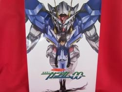 Gundam 00 Piano Sheet Music Collection Book w/sticker