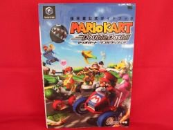 MARIO KART Double Dash official guide book /GAME CUBE
