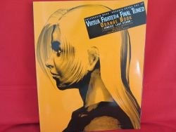 VIRTUA FIGHTER 4 Final Tuned Orange guide book / PS2