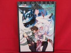 Demonbane picture stories illustration art book