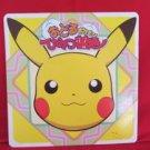 Pokemon the movie 'Himitsu Kichi' art guide book w/poster