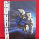 Gundam 'the first part of the one year war' episode guide art book #2
