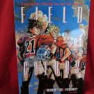 "Manga Eyeshield ""Field of colors"" illustration art book *"