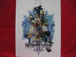 Kingdom Hearts II 2 Piano Sheet Music Collection Book *