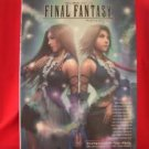 Final Fantasy 52 (I to X-2) Piano Sheet Music Collection Book