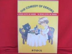 Mythical Detective Loki Ragnarok 'The Comedy of Errors' illustration art book