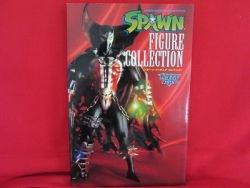 SPAWN figure collection book