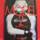 Virtua Fighter 'MODEL 2 Graphics' CG art works book / SEGA Saturn, SS