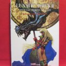 LUNATIC DAWN III 3 official perfect guide book / Playstation, PS1