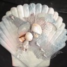 Seashell Wall Plaque Pastel multicolor