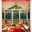 Architectural Digest Magazine, June 1996