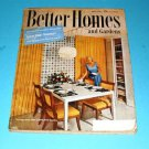 Better Homes and Gardens April 1955