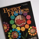 Better Homes and Gardens April 1963