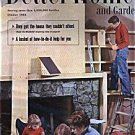 Better Homes and Gardens October 1954