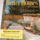 Better Homes and Gardens October 1957