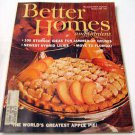 Better Homes and Gardens October 1961