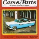Cars and Parts January 1980