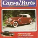 Cars and Parts July 1980