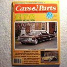 Cars and Parts June 1982
