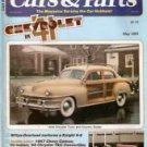 Cars and Parts May 1981