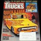 Classic Trucks August 1996