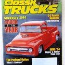 Classic Trucks March 2005