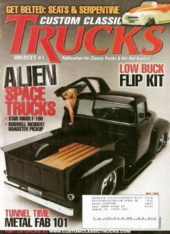 Classic Trucks May 2006