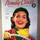 Family Circle March 1952