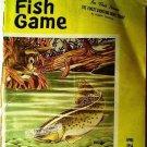 Fur Fish Game Magazine, April 1954