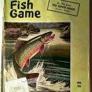 Fur Fish Game Magazine, April 1955