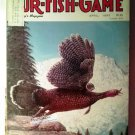 Fur Fish Game Magazine, April 1985