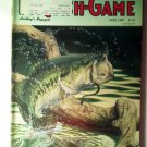 Fur Fish Game Magazine, April 1989