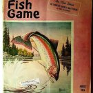Fur Fish Game Magazine, August 1954