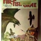 Fur Fish Game Magazine, August 1960
