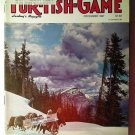 Fur Fish Game Magazine, December 1987