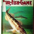 Fur Fish Game Magazine, February 1983