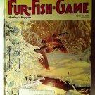 Fur Fish Game Magazine, February 1997
