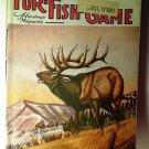 Fur Fish Game Magazine, January 1961