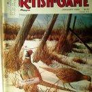 Fur Fish Game Magazine, January 1984