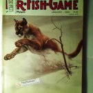 Fur Fish Game Magazine, January 1985