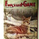 Fur Fish Game Magazine, January 1989
