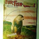 Fur Fish Game Magazine, July 1961
