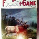 Fur Fish Game Magazine, July 1991