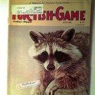 Fur Fish Game Magazine, June 1988