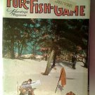 Fur Fish Game Magazine, March 1960