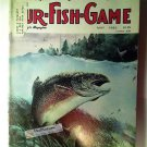 Fur Fish Game Magazine, May 1985