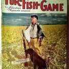 Fur Fish Game Magazine, November 1951