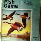 Fur Fish Game Magazine, September 1954