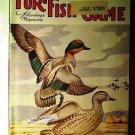 Fur Fish Game Magazine, September 1960