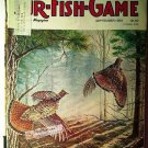 Fur Fish Game Magazine, September 1983